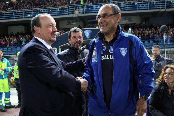Cos'è cambiato dal Napoli di Benitez a quello di Sarri