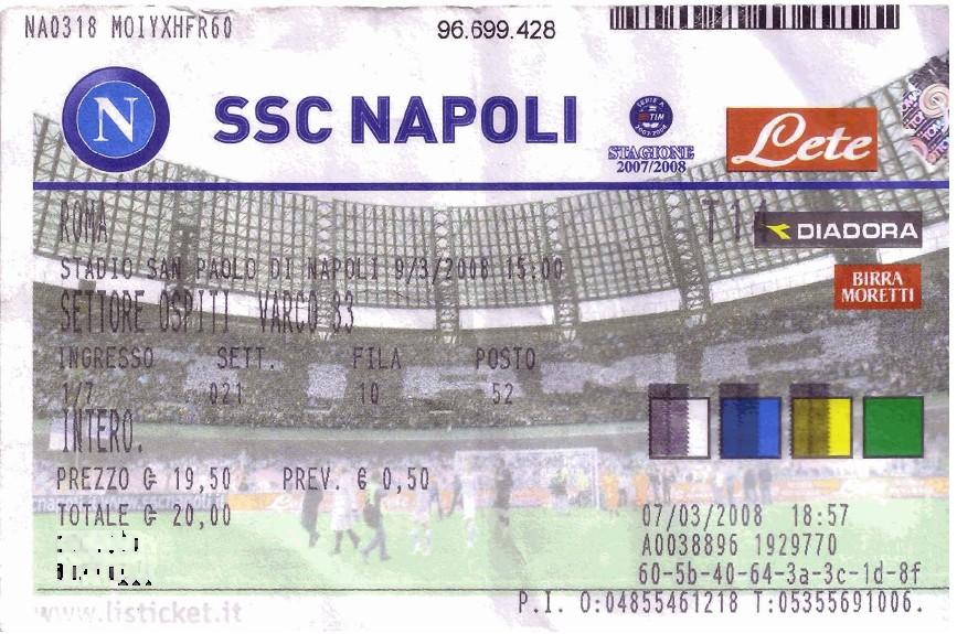 Posta Napolista / Io 40 euro per una partita non li spendo