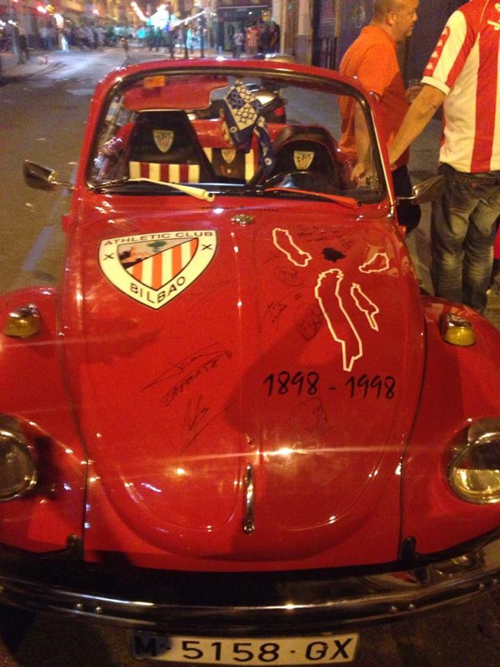 L'Athletic Bilbao ne fa quattro al Barcellona (il video dei gol)