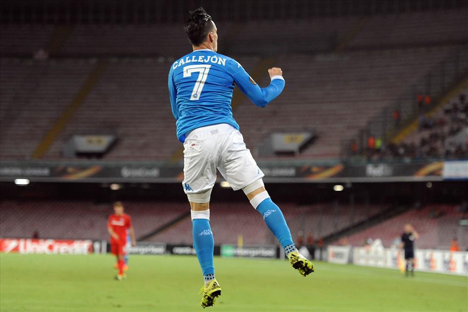 In Europa League non vorrei vedere un Napoli B