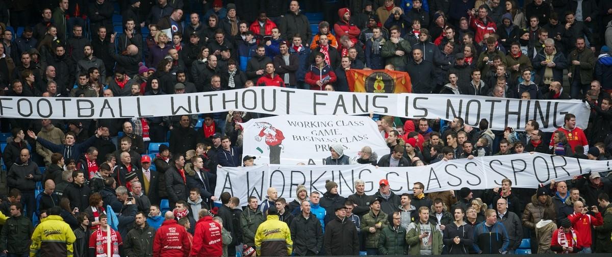 Week-end di protesta in Inghilterra, tifosi uniti contro il caro-biglietti: non più di venti sterline per le trasferte