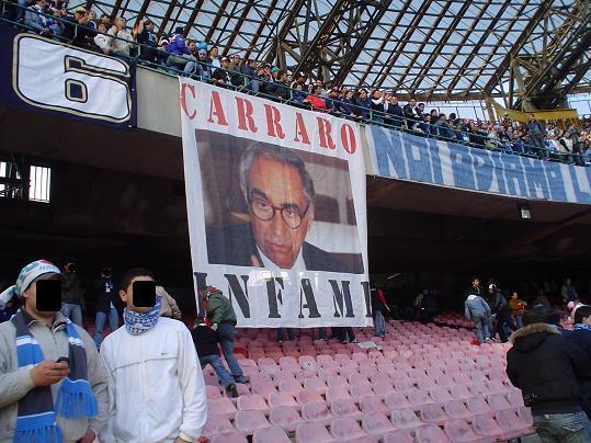 De Laurentiis a Sky: «Carraro? È un uomo di grande esperienza»