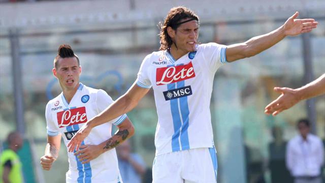 In dieci si gioca meglio, diceva Liedholm. Lo capì il Napoli di Mazzarri che a Catania fece zero a zero con l'uomo in più per 90 minuti