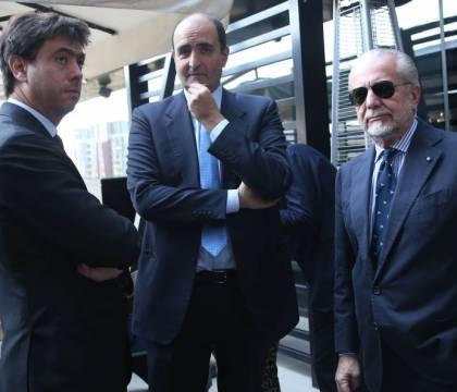 De Laurentiis si addentra nel Palazzo: le grandi lo vogliono