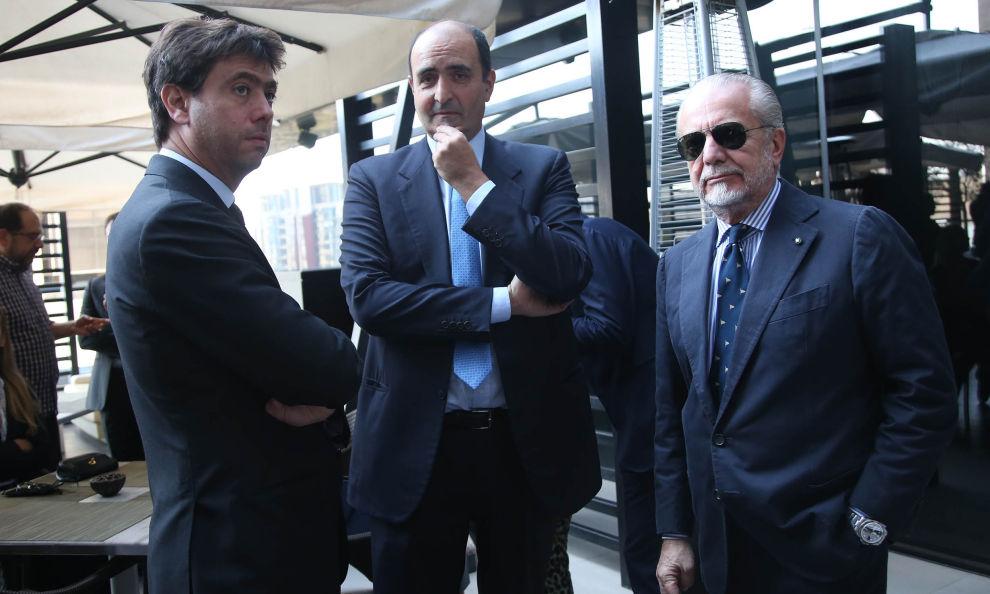 De Laurentiis si addentra nel Palazzo: le grandi lo vogliono nel Consiglio di Lega Serie A
