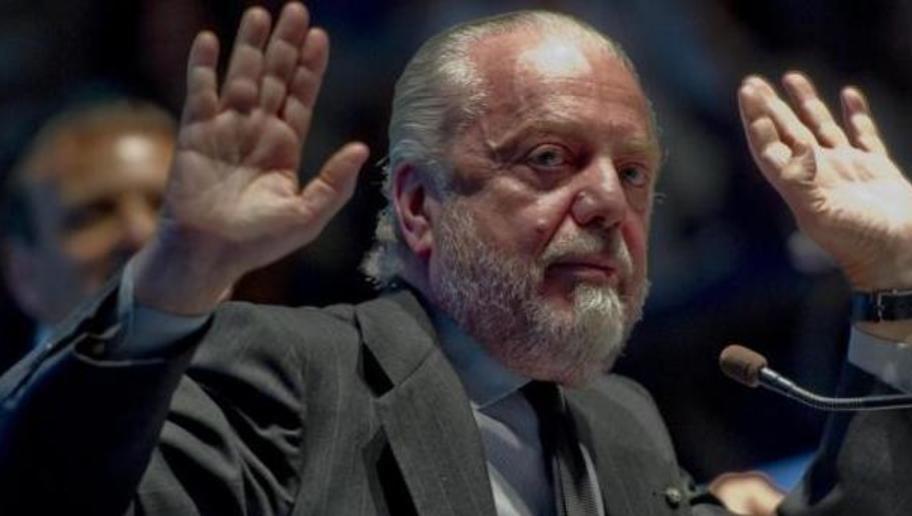 De Laurentiis: «Terrei Sarri dieci anni. Ma se vorrà andare via, ce ne faremo una ragione»