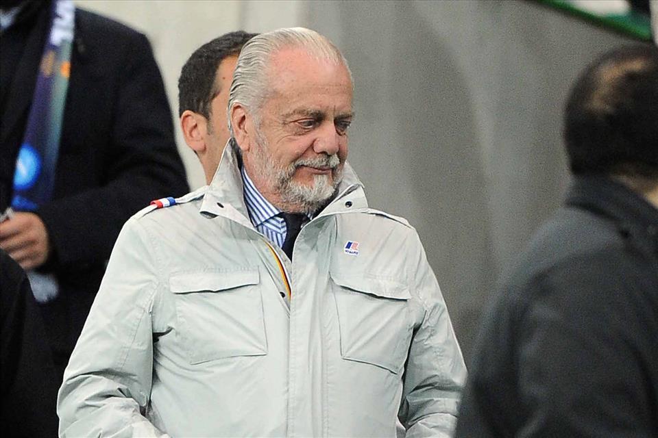 De Laurentiis al CorSport: «Lo scorso anno lo scudetto l'abbiamo vinto noi»