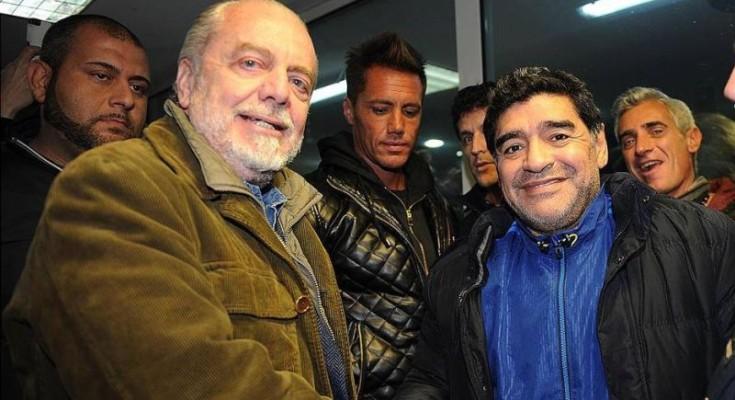 Mai come oggi sentiamo che Maradona rappresenta il passato ...