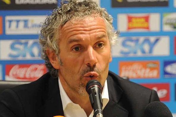 Donadoni: «Ancelotti è una certezza, il Napoli è sulla strada giusta»