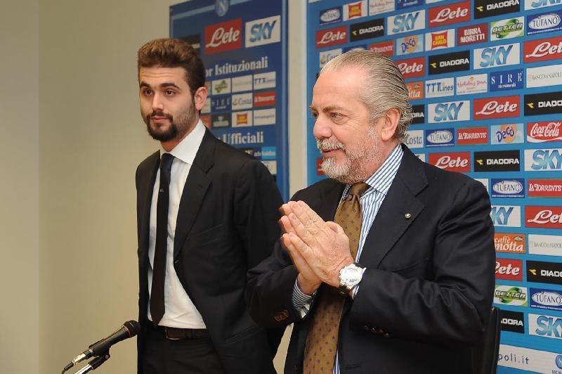 Il Napoli dei De Laurentiis sfida la Lazio del 74 e il modello narrativo buonista del calcio