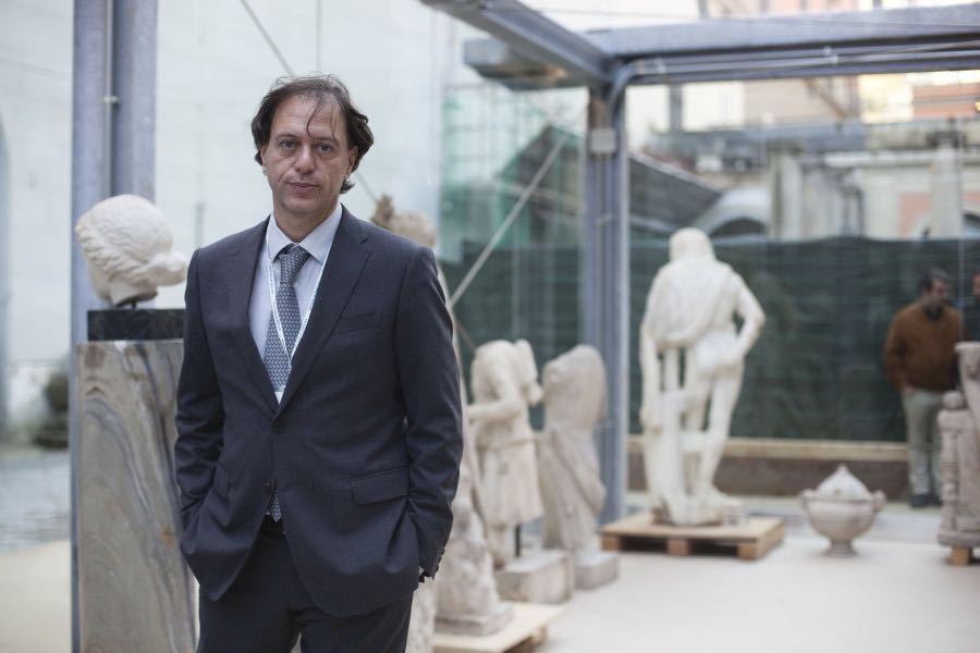 Il Tar del Lazio annulla la nomina di Giulierini al Mann