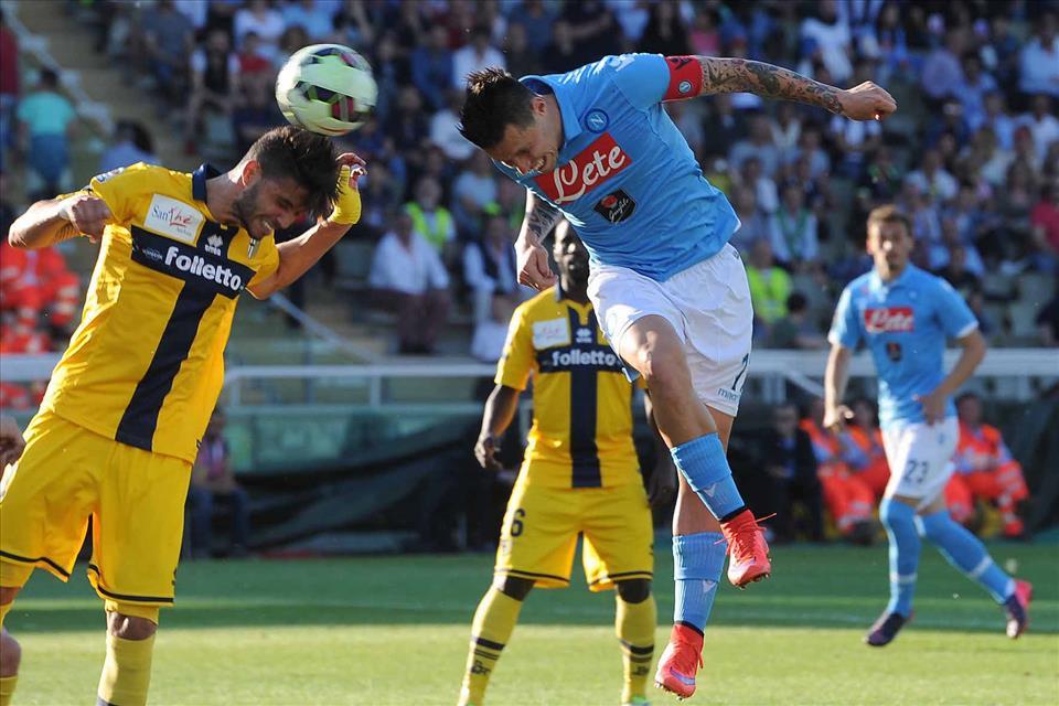 Altro che occhi della tigre, un Napoli molle fallisce l'ennesima occasione a Parma