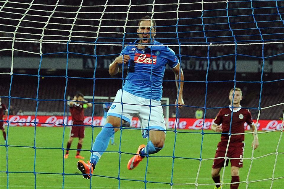 VIDEO/Napoli-Genoa 2-1, semplicemente fantastico, semplicemente Higuain