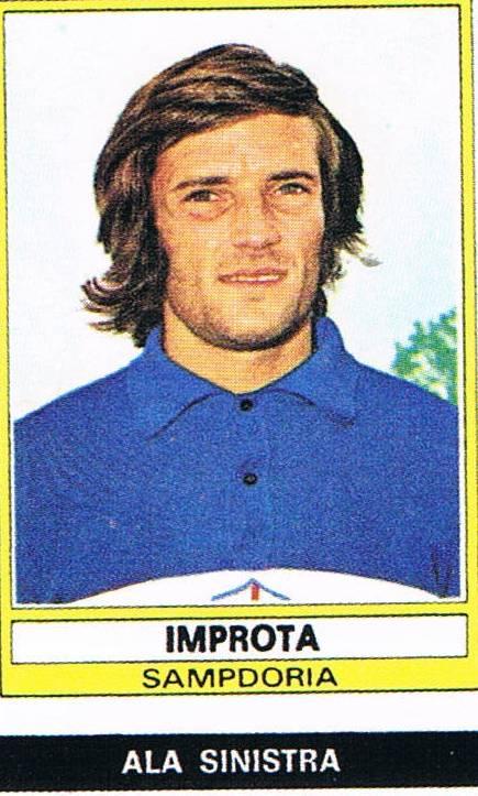 Improta, il baronetto che non giocò nel Napoli di Vinicio perché fu venduto alla Sampdoria