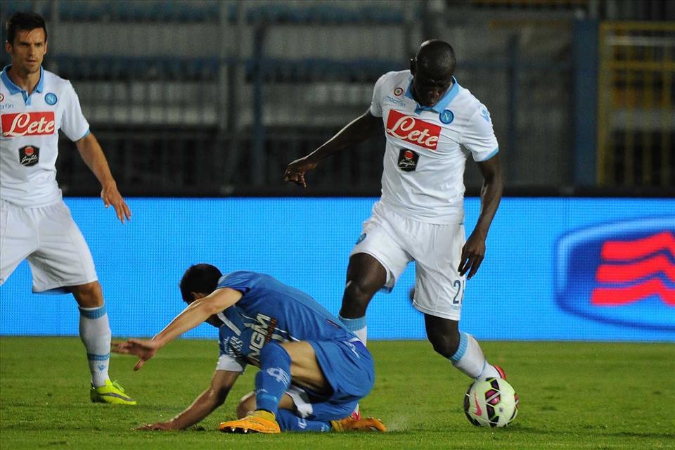 Empoli-Napoli 4-2, pagelle. Non si salva nessuno. Il peggiore? Koulibaly. Centrocampo spento