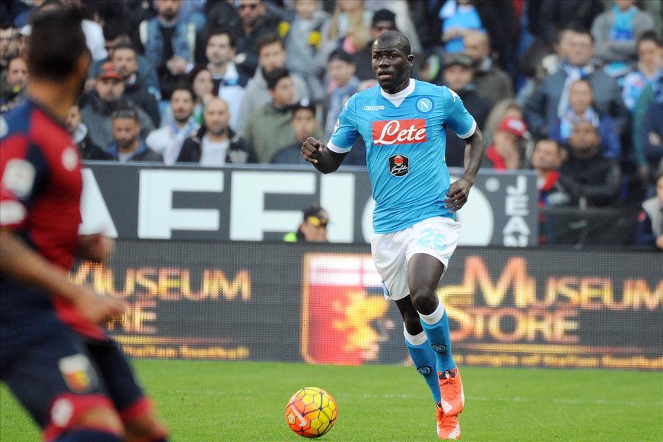 Sampdoria-Napoli 2-4, pagelle improbabili: Koulibaly scoglio di Mergellina