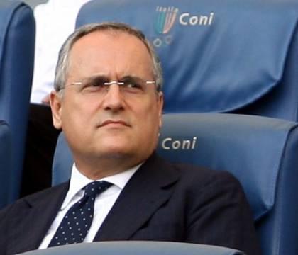 Lotito non arretra, la Lazio chiede il 3 0 contro il Torino