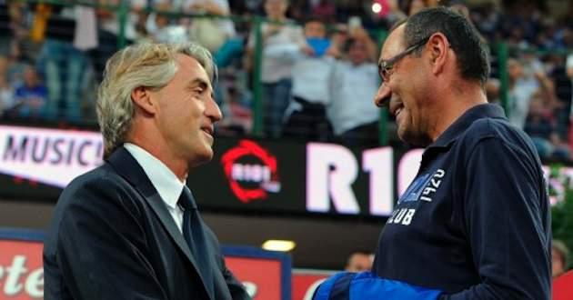 Napoli-Inter, la bella e la scorbutica