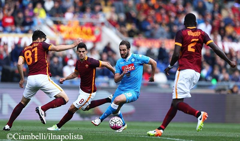 Roma-Napoli 1-0, pagelle / Una Torino bis in cui gli arbitri non c'entrano niente