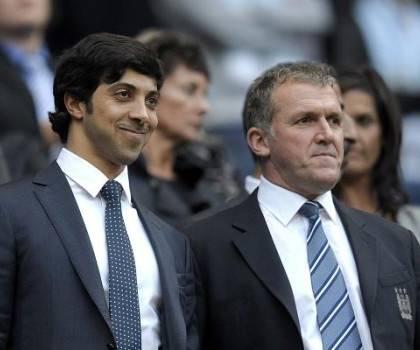 Lo sceicco del Manchester City pagherà la trasferta ai tifosi per la finale di Champions League