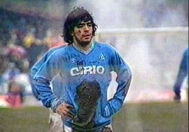 Maradona è stato la nostra Natascia