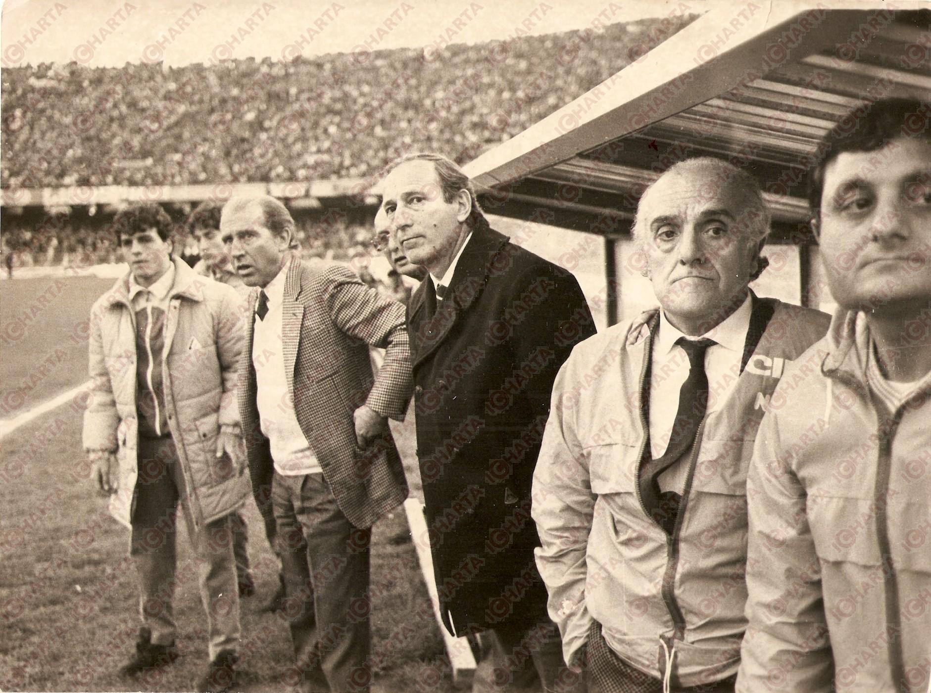Sarri l'esordiente più anziano sulla panchina del Napoli. Poco esperto come Vinicio, Marchesi, Bianchi e Bigon
