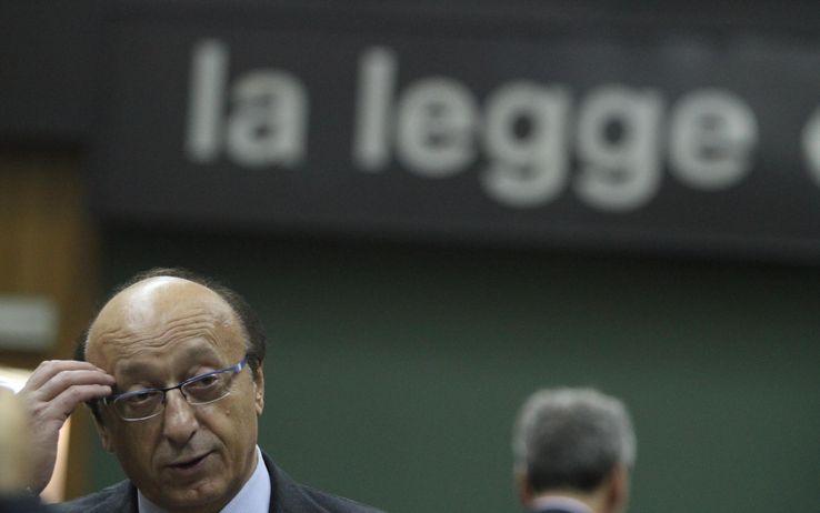 Esorcismo e violenze, due ore di interrogatorio per il testimone Luciano Moggi