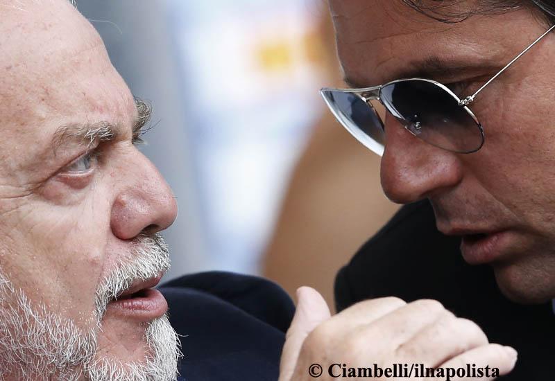 Corsport: tra De Laurentiis e Giuntoli il rapporto è finito, ma c'è il contratto fino al 2024
