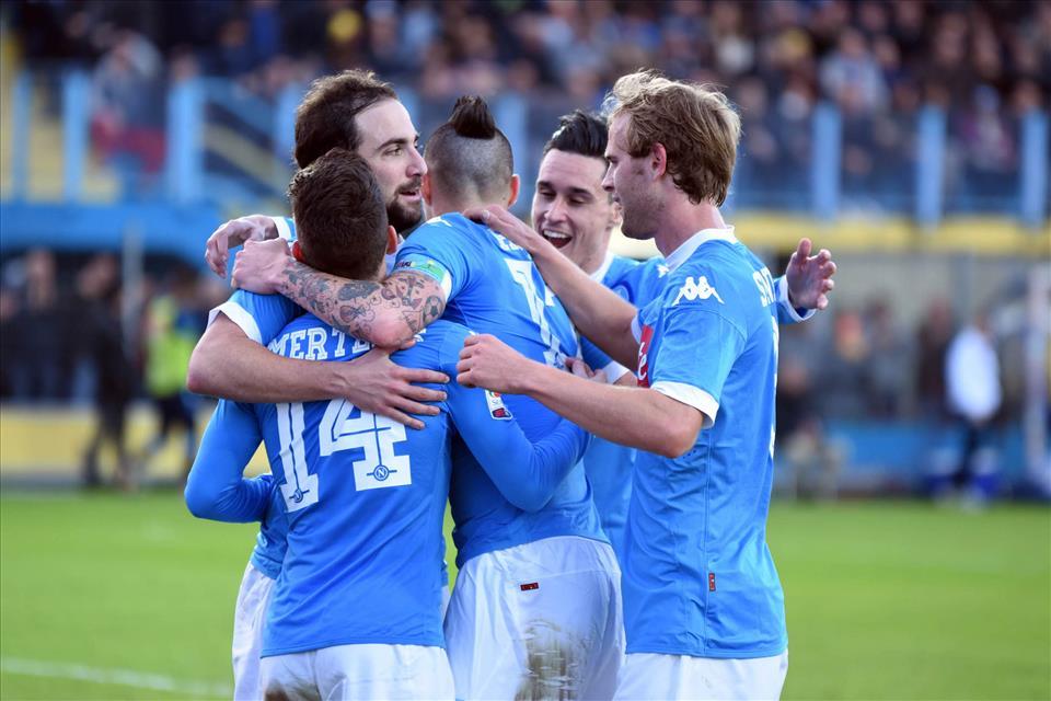 Oggi il Napoli campione d'inverno dello scorso anno sarebbe a sette punti dalla Juventus