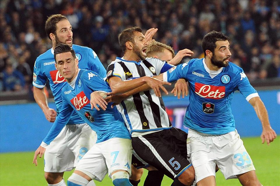 Il Napoli ha giocato come se fosse in un racconto di Carver
