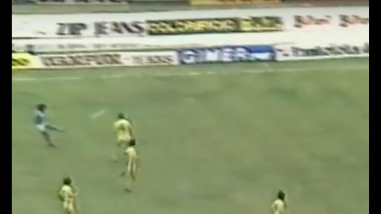 Il pallone racconta il pallonetto di Maradona al Verona che oggi compie trent'anni