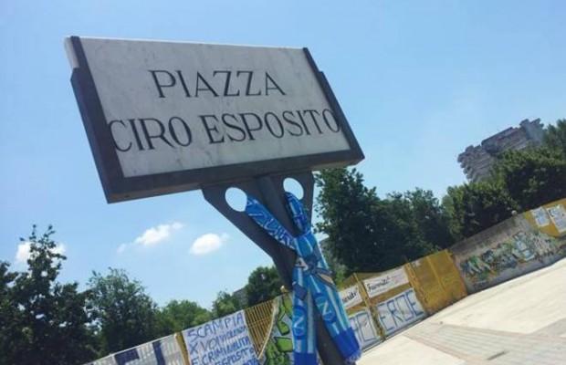 Roma-Napoli 0-1, nel nome di Ciro Esposito