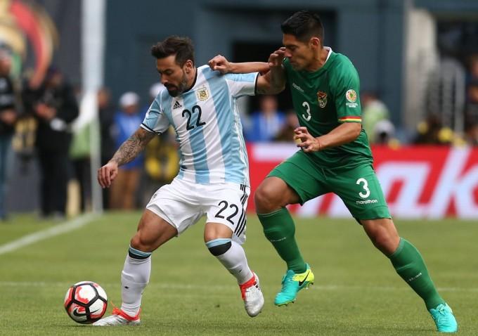 L'Argentina non si ferma più: 3-0 alla Bolivia, segna anche Lavezzi. Higuain ancora titolare