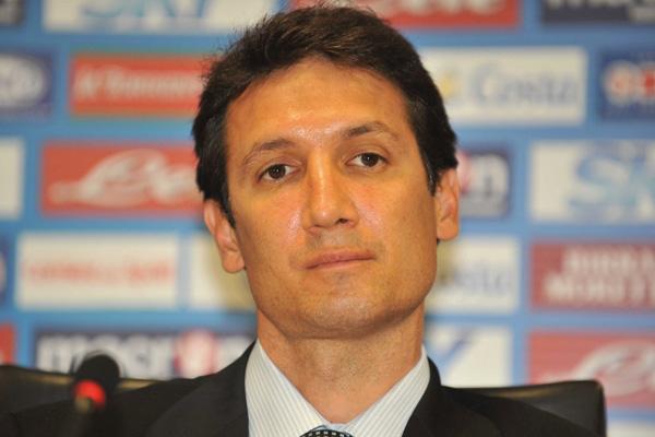 """Riccardo Bigon: """"Sono sempre stato il figlio di papà. A Napoli mi scrissero """"moccioso raccomandato""""»"""
