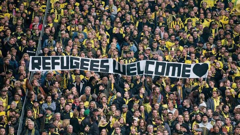 All'estero (soprattutto in Germania) il calcio si mobilita per i rifugiati