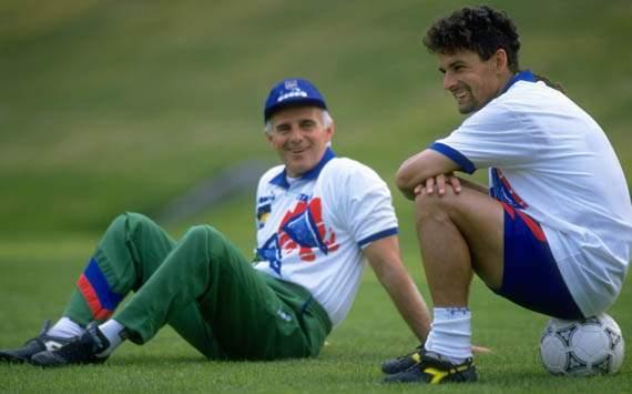 Baggio: «Gli allenatori sono sempre gelosi dei giocatori, noi abbiamo i piedi loro la lavagna»
