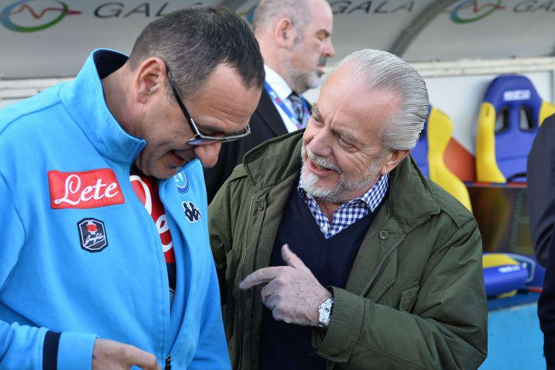 Anche De Laurentiis si è arreso a Napoli e al desiderio di essere amato