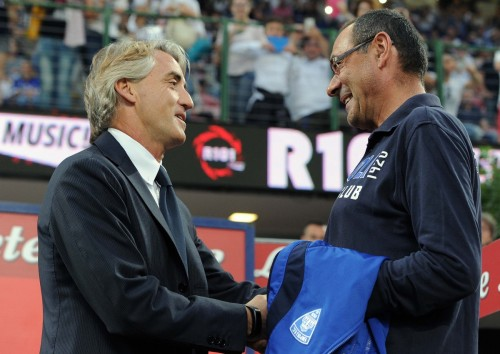 La Gazzetta: non è solo l'Italia di Mancini, è anche di Sarri