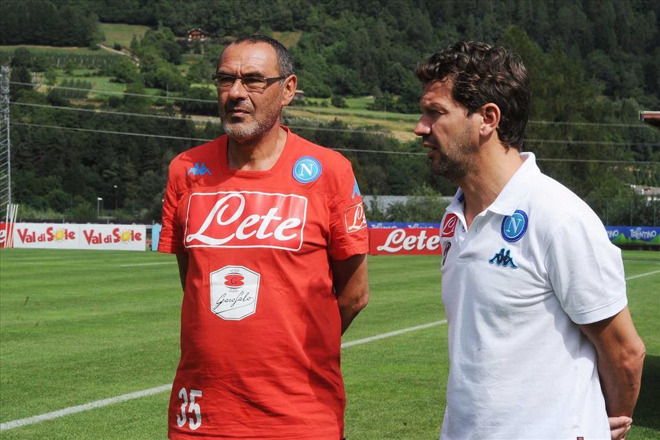 Con Sarri terza rifondazione del Napoli. Inter regina del calciomercato