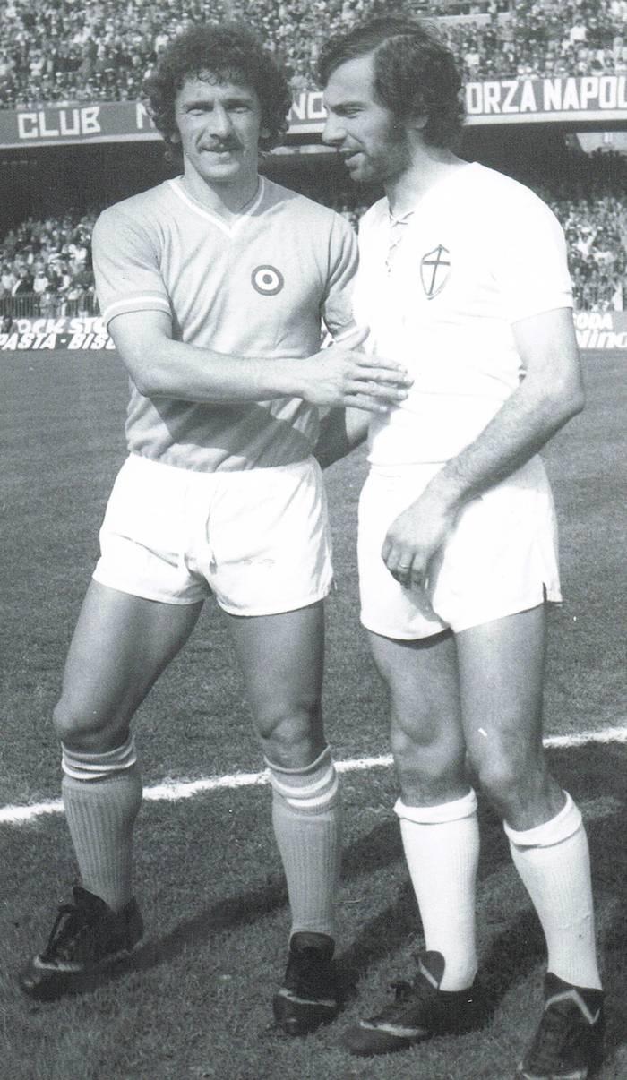 La telefonata immaginaria tra i fratelli Savoldi alla vigilia di Napoli-Sampdoria del 1977 (dopo l'Anderlecht)