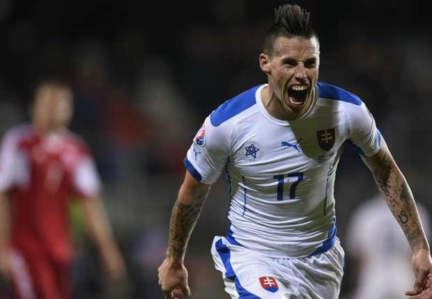 Euro 2016 – VIDEO: rete di Hamsik con un tiro a giro, è il gol più bello degli Europei