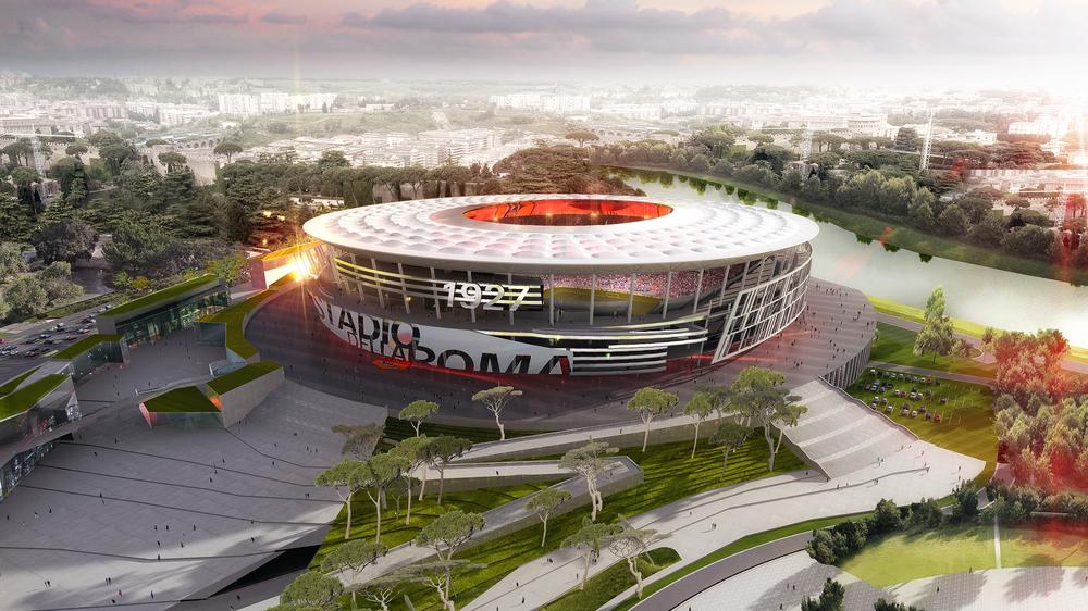 Stadio della Roma, Parnasi interrogato: «Ho pagato tutti». Ma il progetto non sembra in pericolo