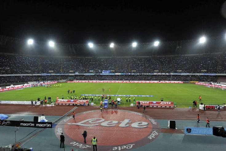 Napoli-Parma, biglietti in vendita da domani: Curve a 14 euro, Distinti a 20 euro