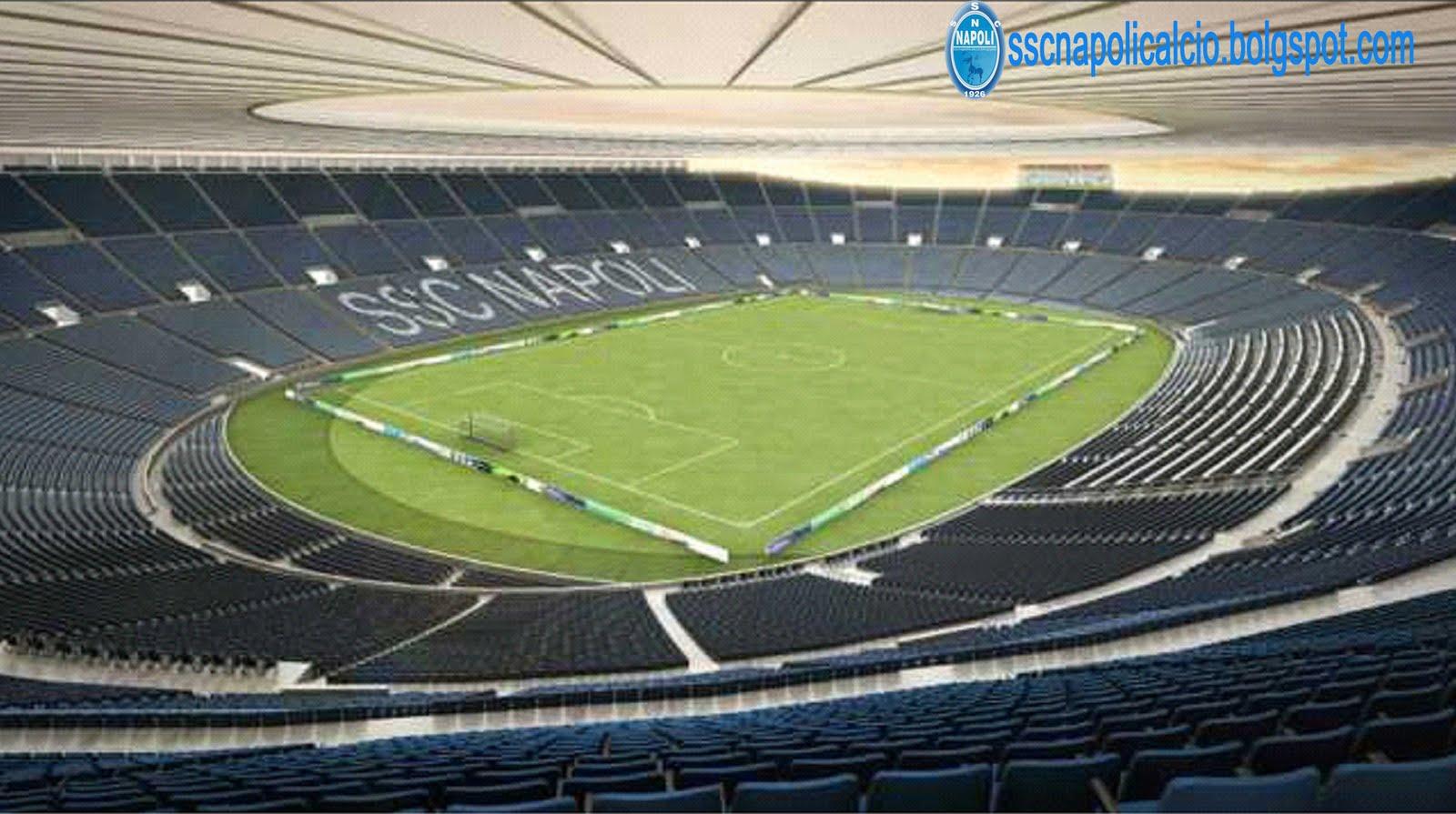 Campionato 2034-2035: in attesa del restyling del San Paolo, il Napoli gioca sempre fuori casa