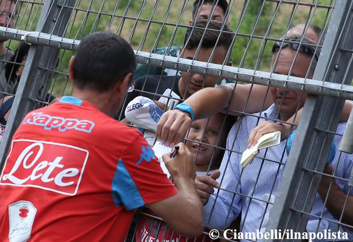 Sarri sembra una perfetta sintesi tra Mazzarri e Benitez: comincio a pensare che quest'anno col Napoli ci divertiremo