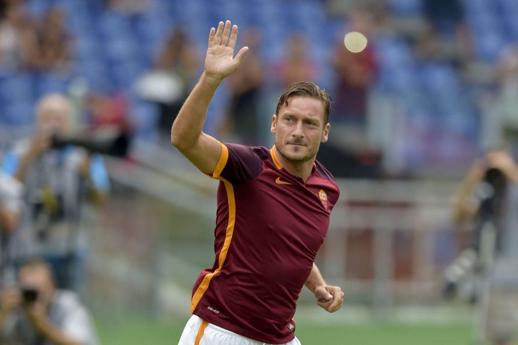 Totti: «Domenica la mia ultima con la Roma. Poi una nuova sfida»