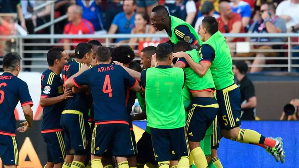 Copa America, la Colombia di Pekerman vince il match inaugurale: 2-0 agli Usa padroni di casa