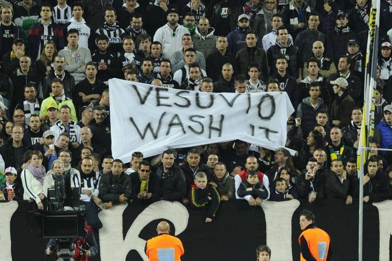 Fantastica Juventus che finge il tormento: «Cori indifendibili, ma la sanzione è insopportabile»