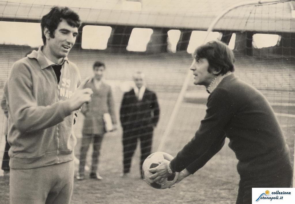 La rabbia fuori scuola quando la Juventus comprò dal Napoli Zoff e Altafini