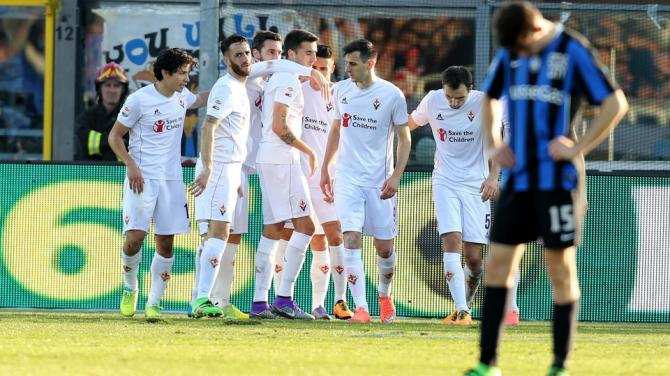 Serie A, la Fiorentina vince e si porta a -4 dal Napoli